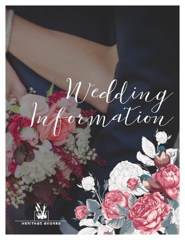 Heritage Shores Wedding 1