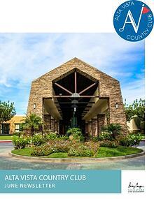 Alta Vista Newsletter