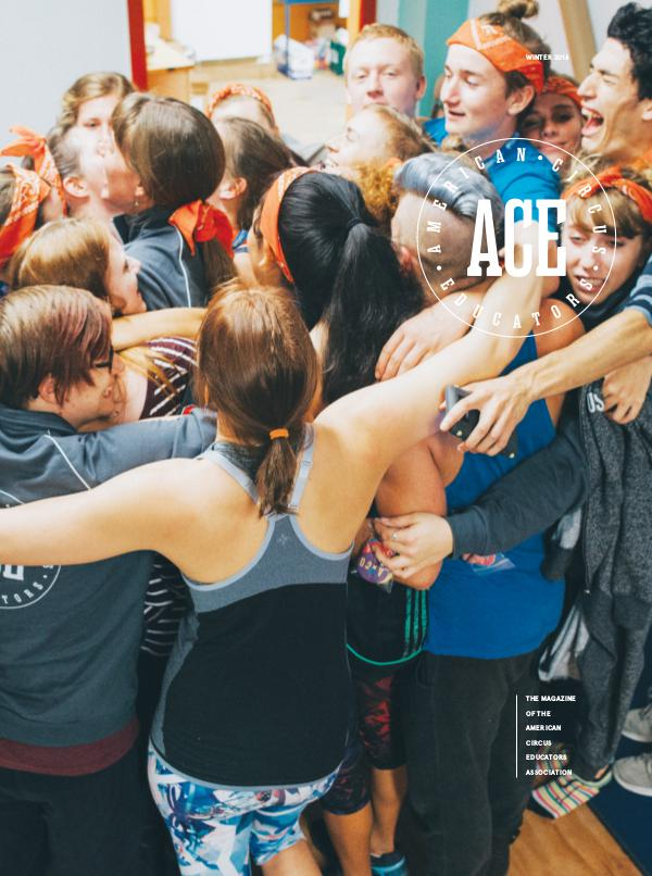 American Circus Educators Magazine Winter 2016 (Issue 3, Vol 8)