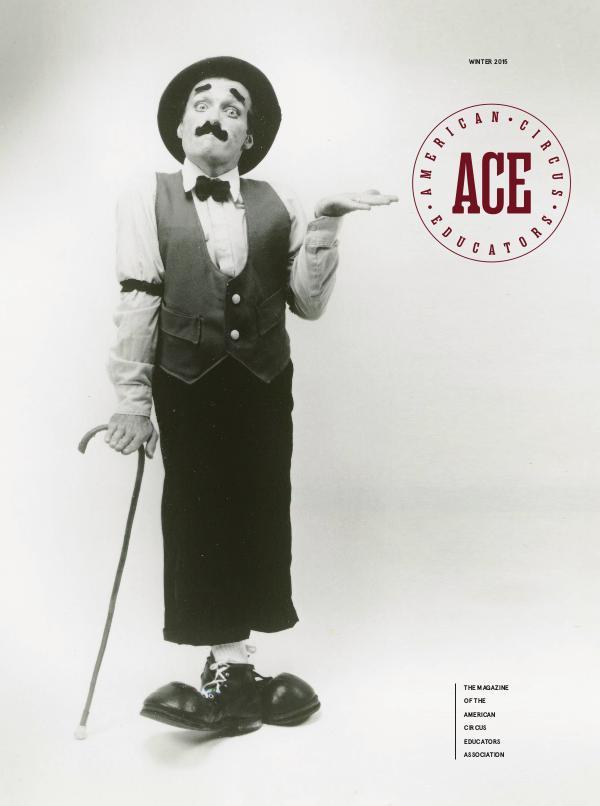 American Circus Educators Magazine Winter 2015 (Issue 3, Vol 5)