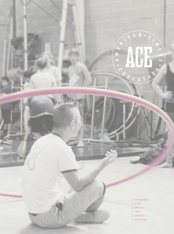 American Circus Educators Magazine Summer 2015 (Issue 2, Vol 4)