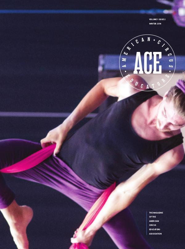 American Circus Educators Magazine Winter 2014 (Issue 2, Vol 2)