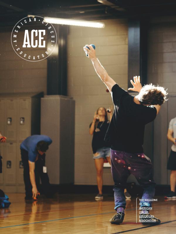 American Circus Educators Magazine Winter 2018 (Issue 3, Volume 14)