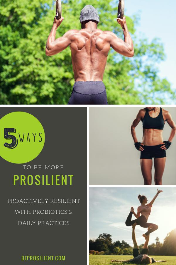 Be Prosilient Magazine Introductory issue