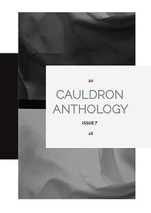 Cauldron Anthology Issue 7 - Time's Up