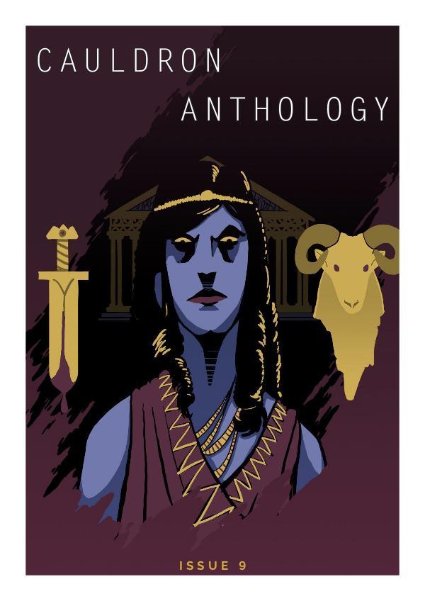 Cauldron Anthology Issue 9: They Who Were Spurned cauldron9finalproof
