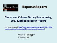 Global Tetracyline Industry Analyzed in New Market Report
