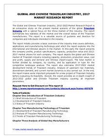 Global Triazolam Industry Analyzed in New Market Report