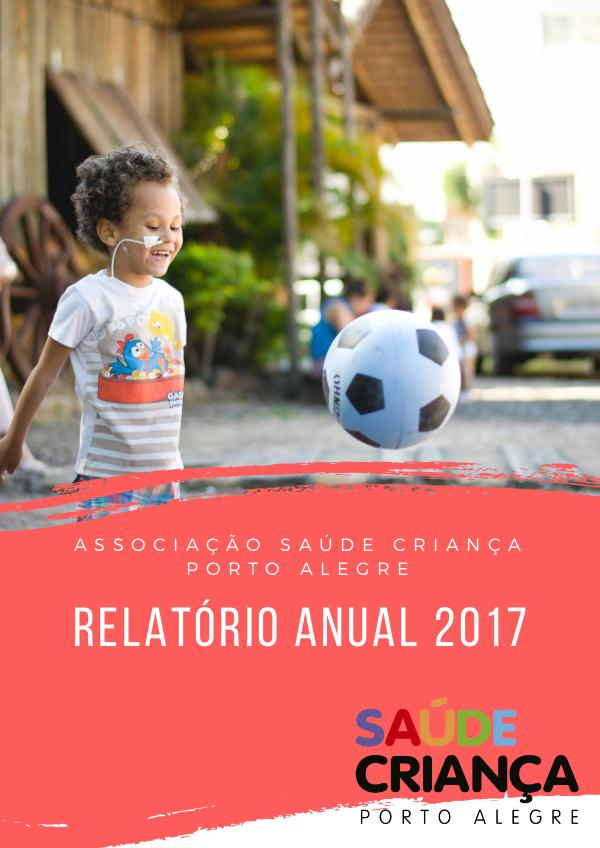 Relatório 2017 RELATÓRIO ANUAL 2017