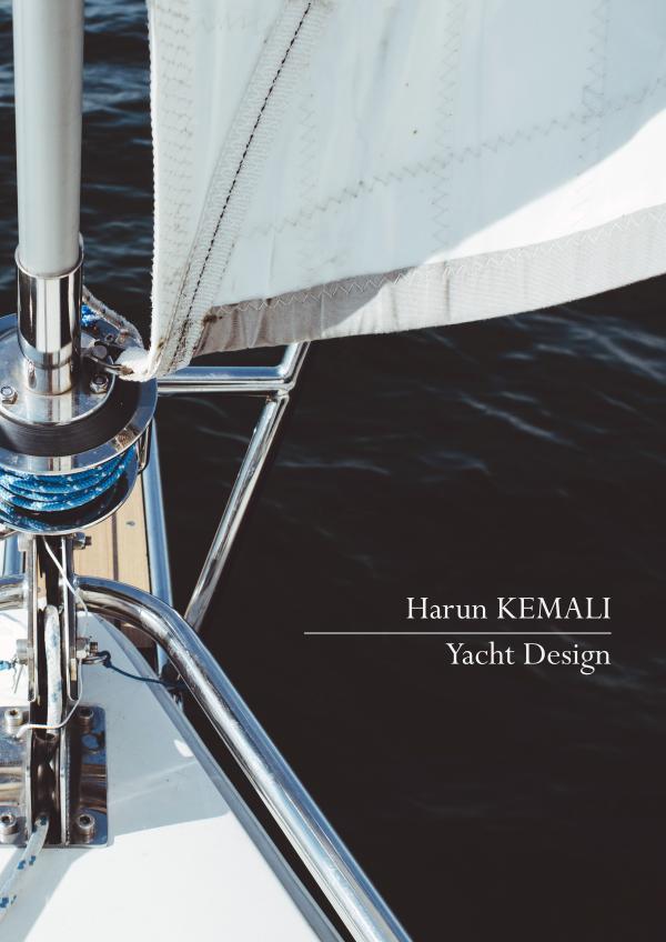 Harun Kemali Yacht Design 1