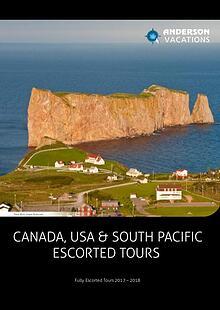 Fully Escorted Travel Brochure