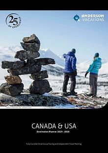 Canada & USA Destination Planner