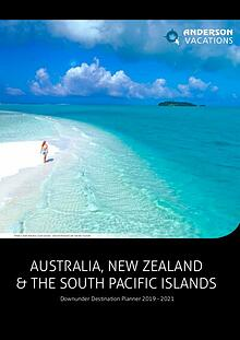 Australia, New Zealand and the South Pacific Islands 2019 - 2021