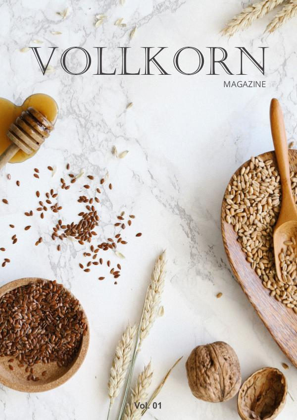 Vollkorn Magazine 06.03.2017