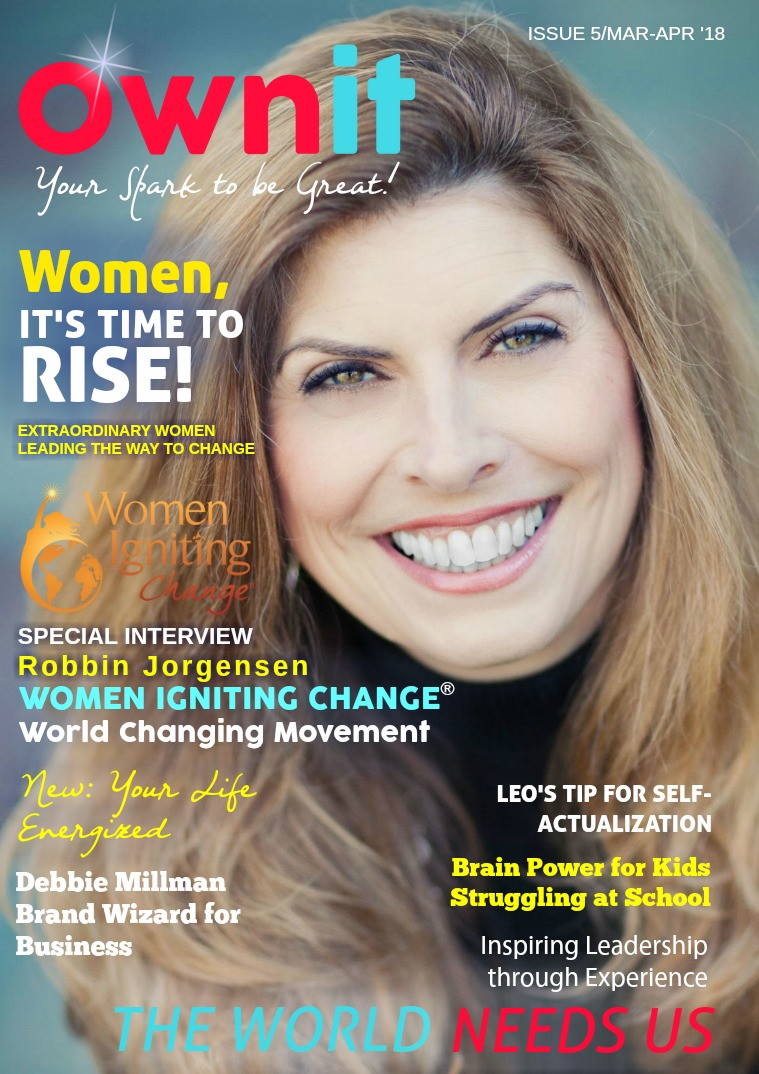 Ownit Magazine #MARCH-APRIL 2018