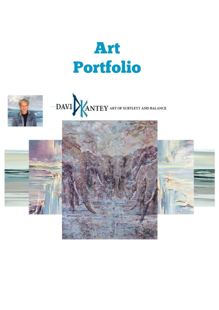 David Kantey Art Portfolio