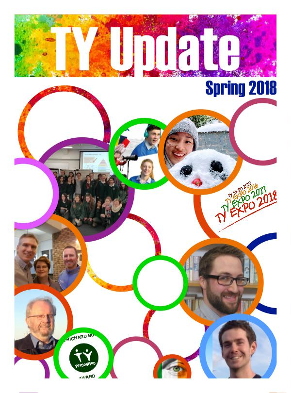 TY Update Spring 2018