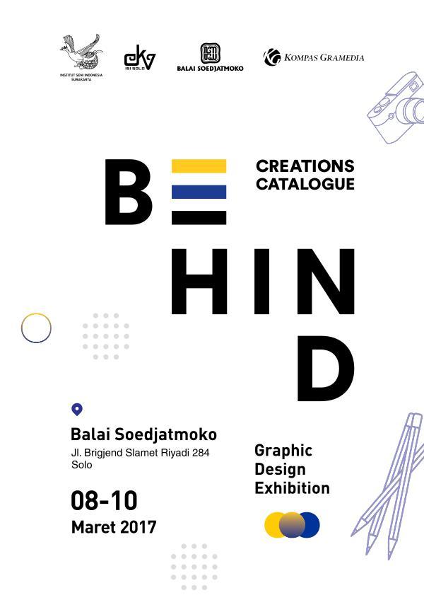 Creations Catalogue - BEHIND 1