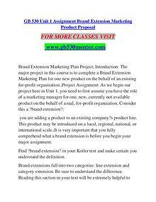 GB 530 MENTOR Extraordinary Life/gb530mentor.com