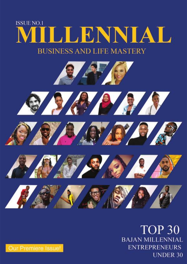 Millennial Business and Life Mastery - Barbados 001