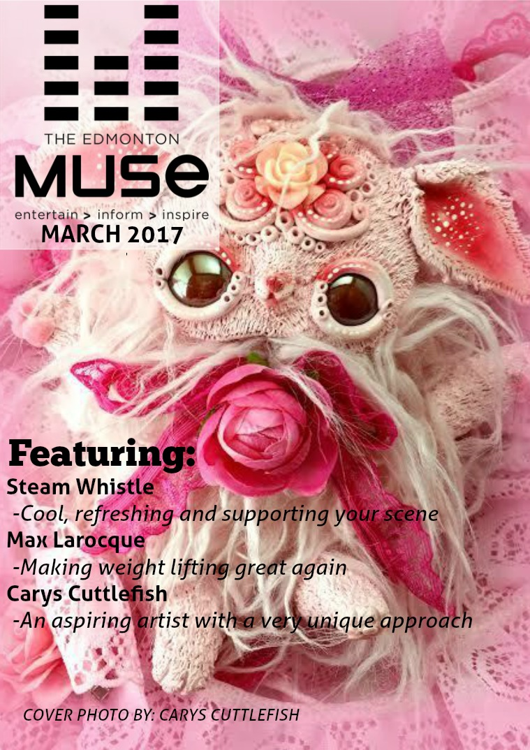 The Edmonton Muse March 2017