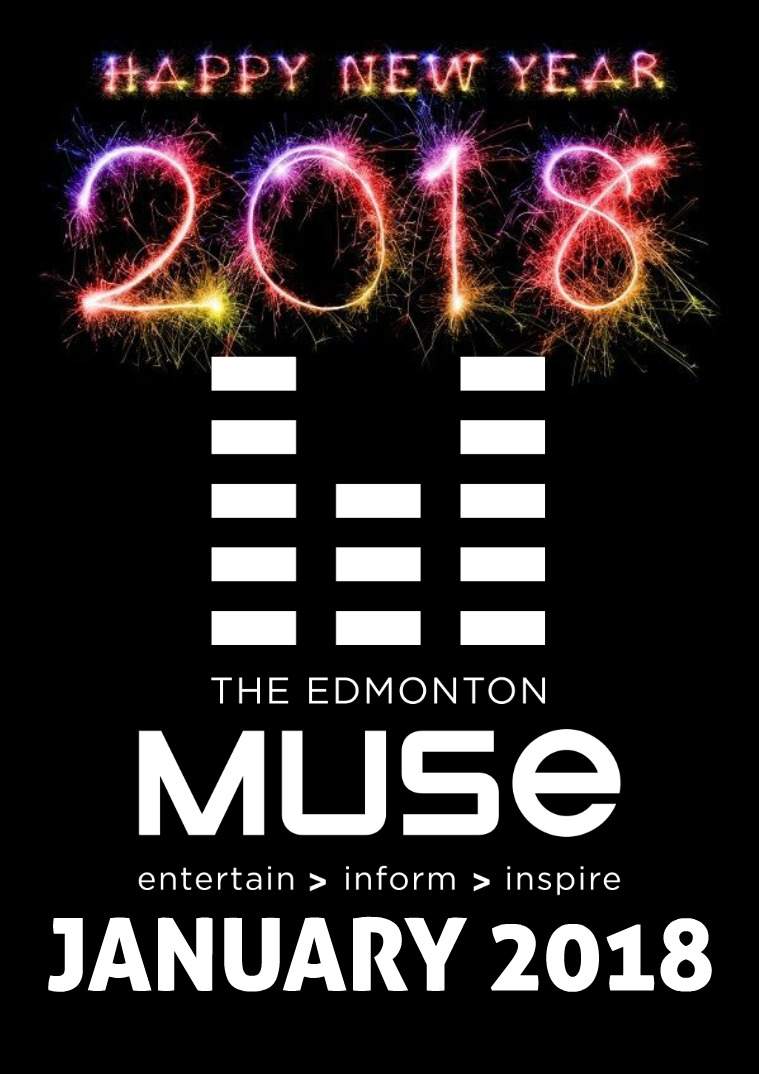 The Edmonton Muse January 2018