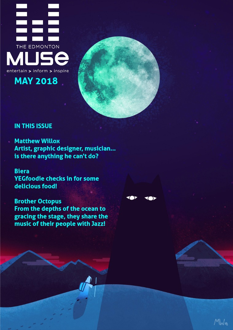 The Edmonton Muse May 2018