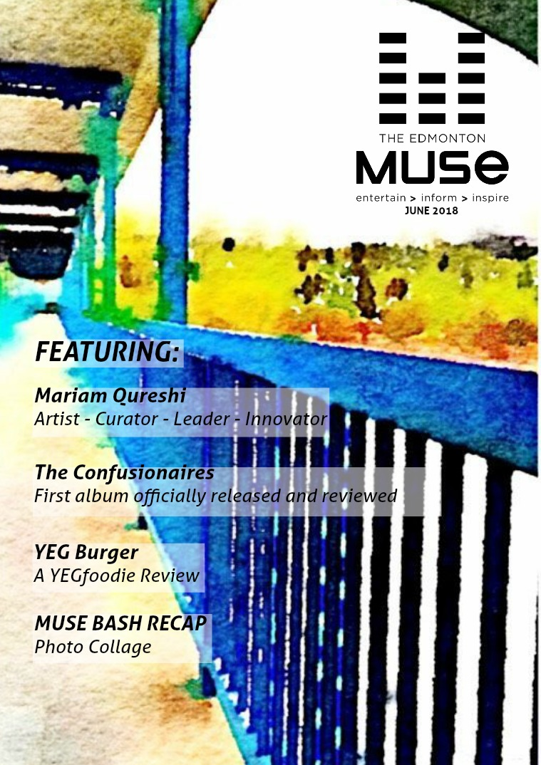 The Edmonton Muse June 2018