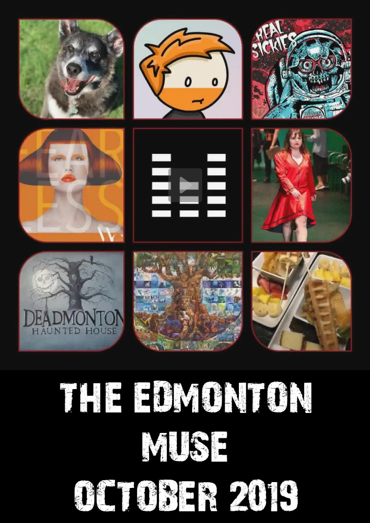 The Edmonton Muse October 2019