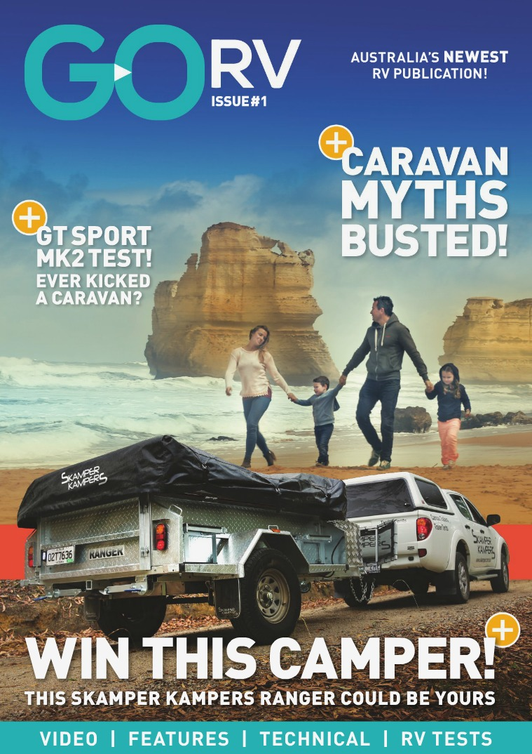 GORV - Digital Magazine Issue #1