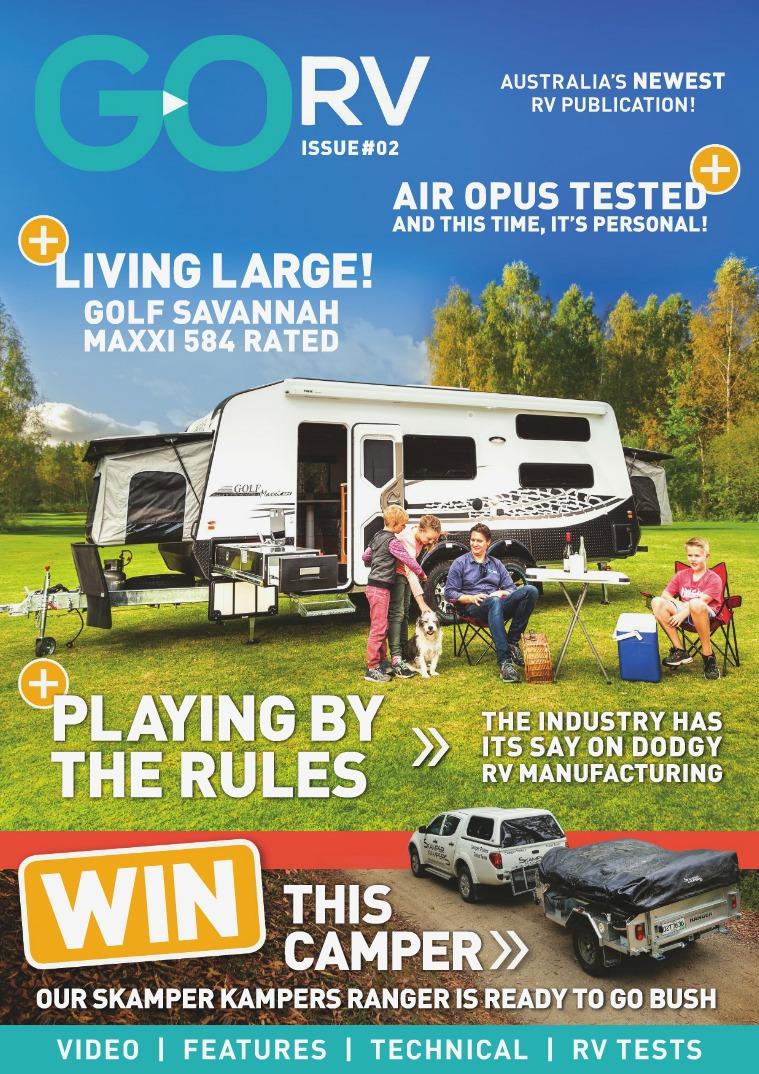 GORV - Digital Magazine Issue #2