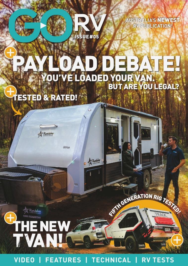 GORV - Digital Magazine Issue #5