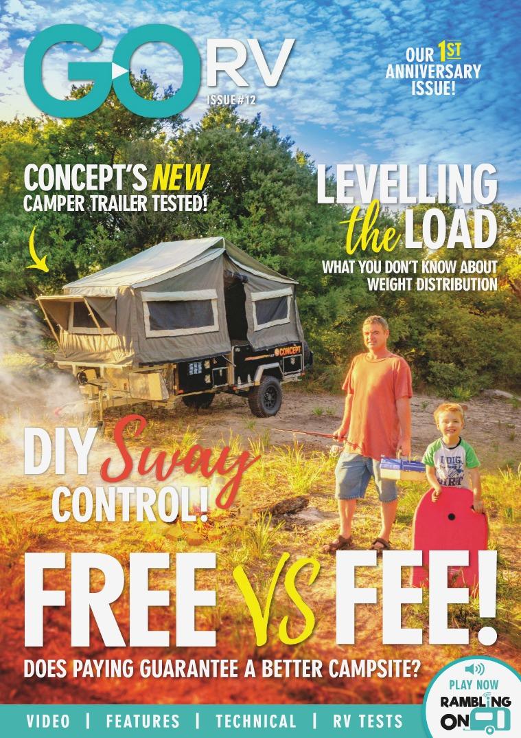 GORV - Digital Magazine Issue #12