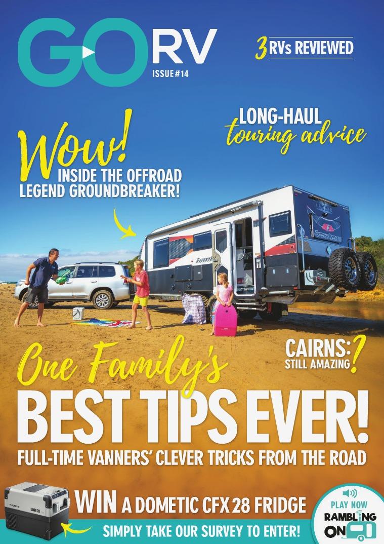 GORV - Digital Magazine Issue #14