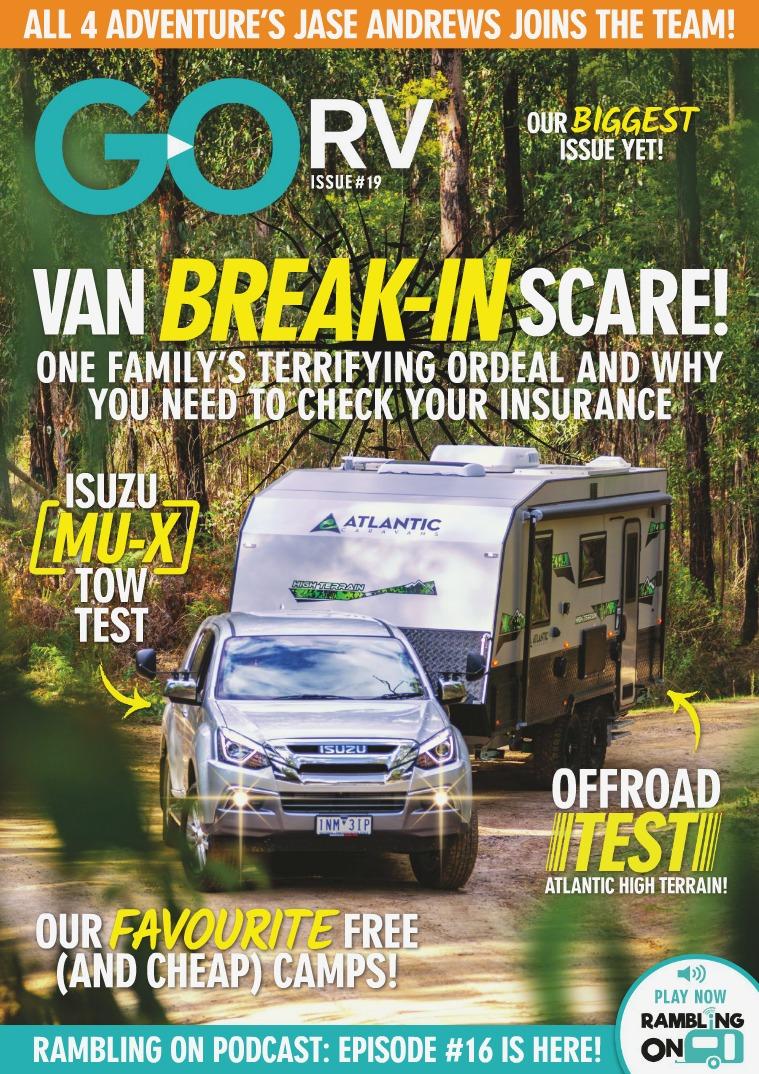 GORV - Digital Magazine Issue #19
