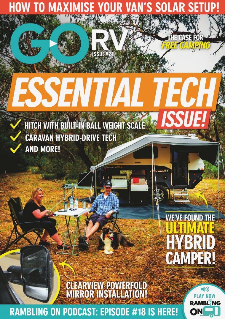 GORV - Digital Magazine Issue #24