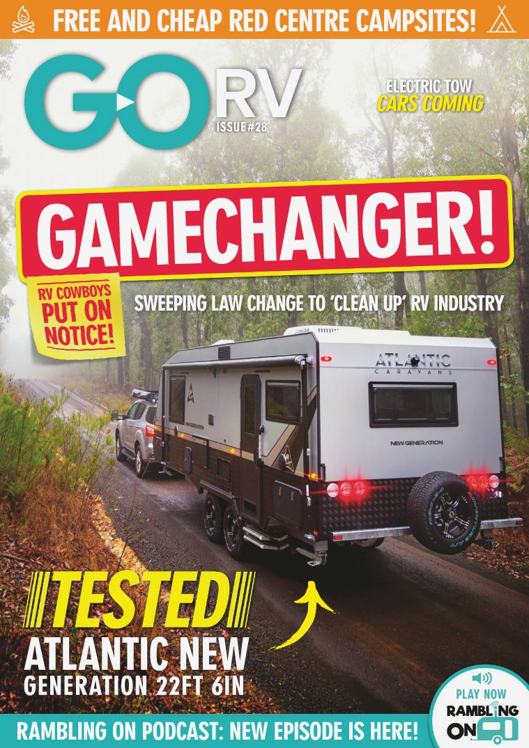 GORV - Digital Magazine Issue #28