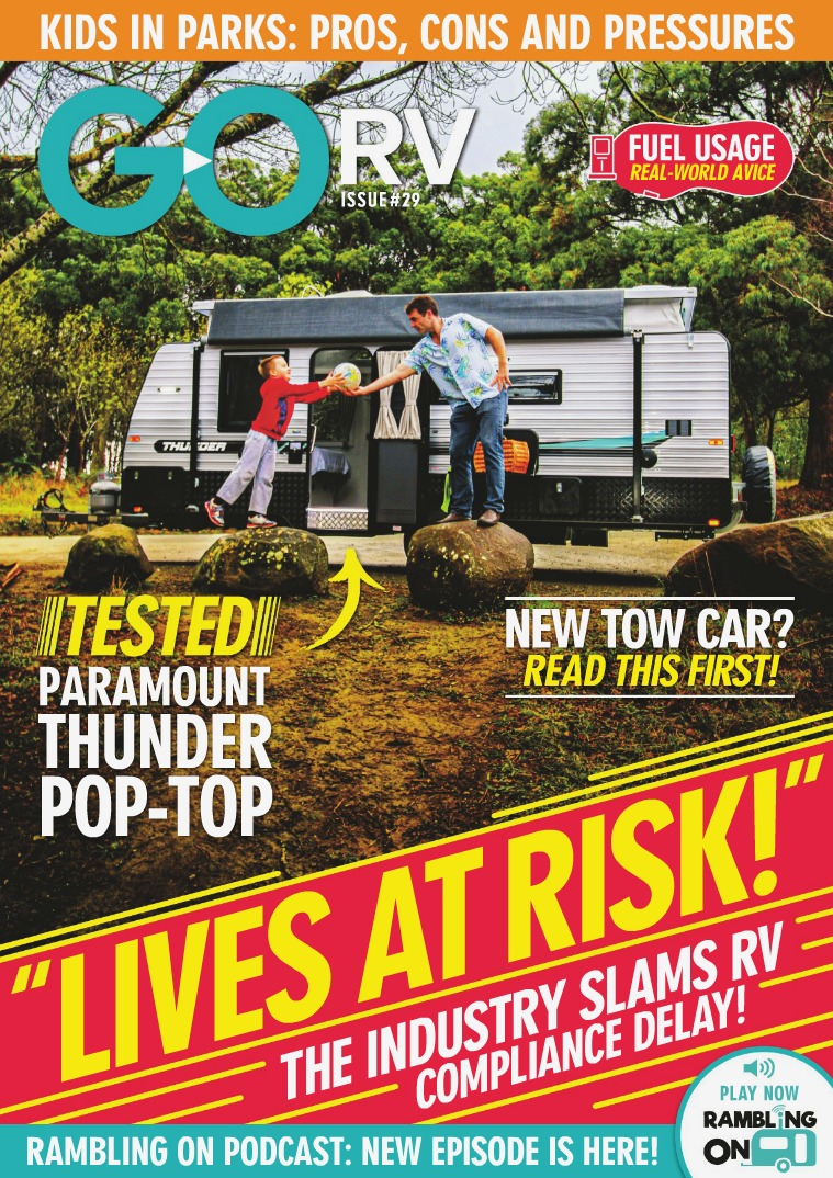 GORV - Digital Magazine Issue #29