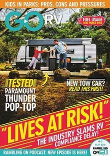 GORV - Digital Magazine