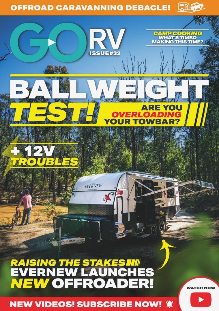 GORV - Digital Magazine Issue #32