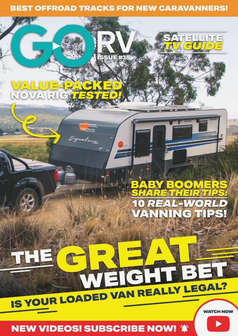 GORV - Digital Magazine Issue #35