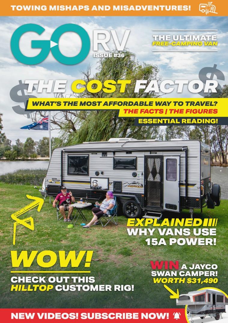 GORV - Digital Magazine Issue #36
