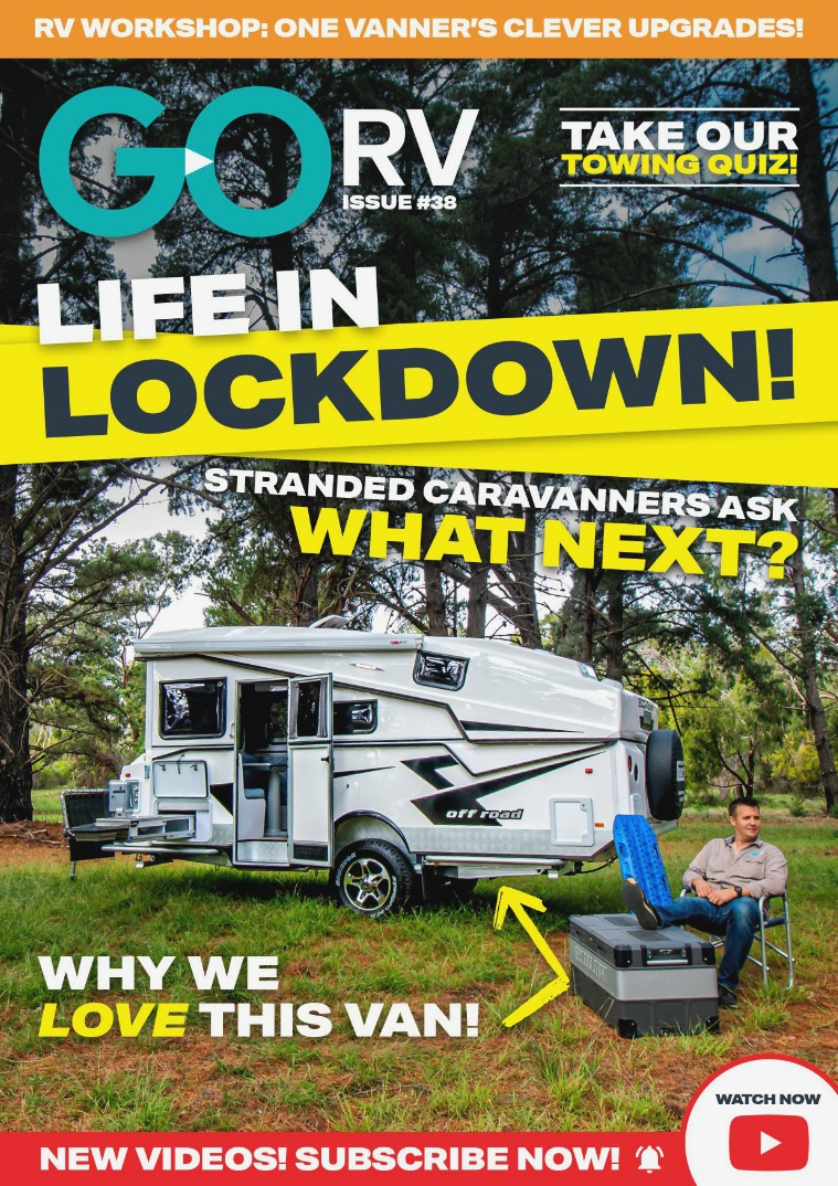 GORV - Digital Magazine Issue #38