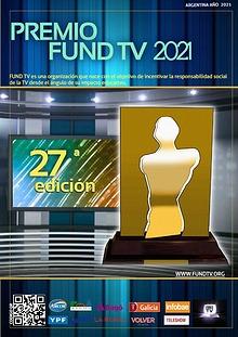 PREMIO FUND TV 25 AÑOS