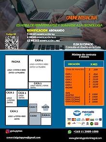 GUÍA PYME y SERVICIOS Online Interactivo