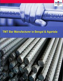 TMT Bar Manufacturer in Bengal and Agartala