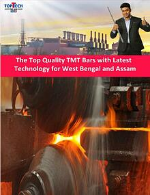 Top Quality TMT Bars with Latest Technology for West Bengal and Assam
