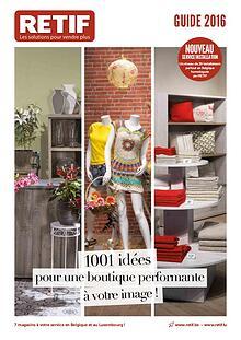 Catalogue Retif Belgique