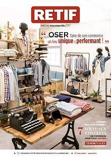 Catalogue Retif Belgique & Luxembourg