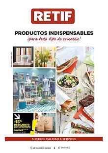 Catálogo Retif - Productos indispensables